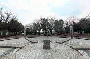武蔵野公園噴水