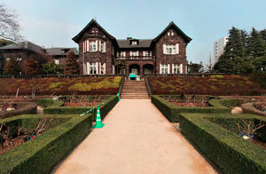 古河庭園西洋庭園