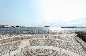 三笠記念公園オブジェ