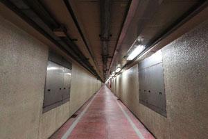 川崎港人道トンネル