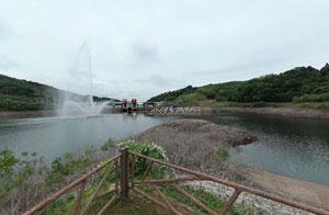 十王湖芝生公園
