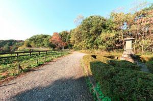 六道山公園六地蔵