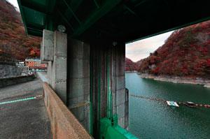 五十里ダムゲート