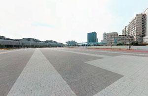 東京臨海広域防災公園多目的広場
