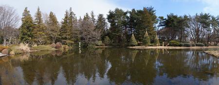神代植物公園池
